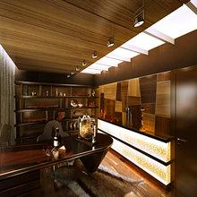 Фото из портфолио Современные и ар-деко проекты – фотографии дизайна интерьеров на INMYROOM