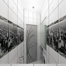 Фото из портфолио Квартира для Виктории – фотографии дизайна интерьеров на INMYROOM