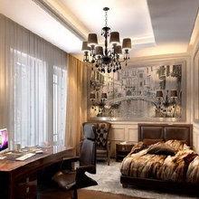 Фото из портфолио Аристократический образ особняка в Подмосковье – фотографии дизайна интерьеров на INMYROOM