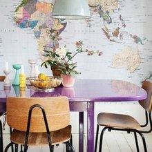 Фотография: Мебель и свет в стиле Лофт, Декор интерьера, Дизайн интерьера, Декор, Цвет в интерьере – фото на InMyRoom.ru