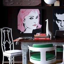 Фотография: Декор в стиле Эклектика, Декор интерьера, Декор дома, Картины, Поп-арт – фото на InMyRoom.ru