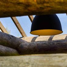 Фотография: Мебель и свет в стиле Современный, Дом, Ландшафт, Стиль жизни, Дача, Дачный ответ, Беседка – фото на InMyRoom.ru