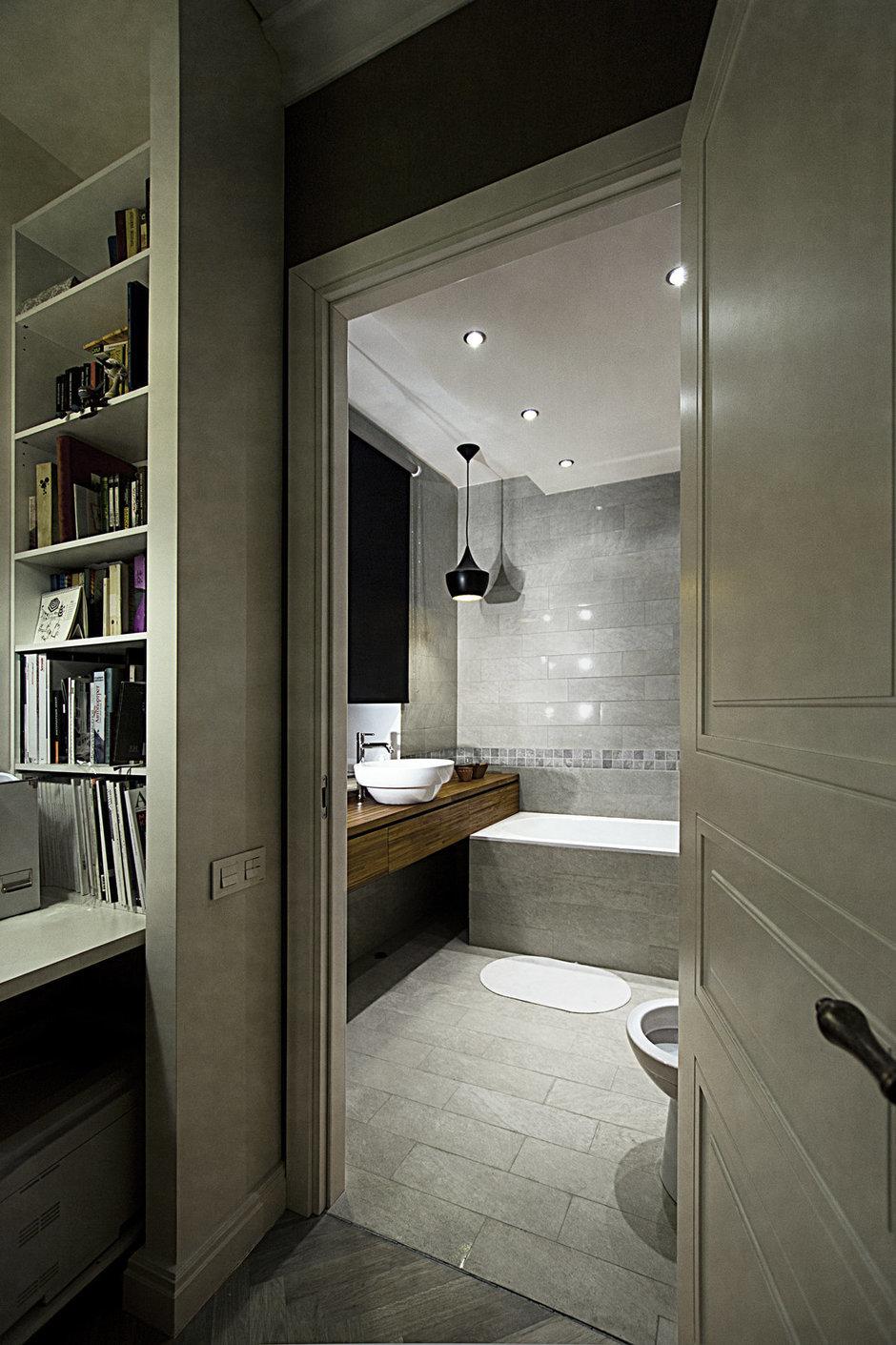 Фотография: Ванная в стиле , Современный, Квартира, Дома и квартиры, Проект недели – фото на InMyRoom.ru