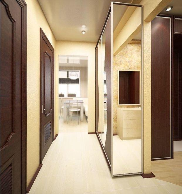 Фотография: Спальня в стиле Современный, Прихожая, Декор интерьера, Малогабаритная квартира, Квартира, Дом – фото на InMyRoom.ru