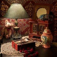 Фотография: Декор в стиле Кантри, Классический, Современный, Декор интерьера, Мебель и свет, Декор дома, Марат Ка, Декоративная штукатурка, Альтокка – фото на InMyRoom.ru