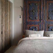 Фотография: Спальня в стиле Кантри, Детская, Эклектика, Квартира, Дома и квартиры, Нью-Йорк – фото на InMyRoom.ru