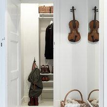 Фотография: Прихожая в стиле Скандинавский, Кантри, Декор интерьера, Квартира, Белый – фото на InMyRoom.ru