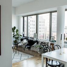 Фото из портфолио Квартира в Нью-Йорке – фотографии дизайна интерьеров на INMYROOM
