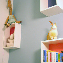 Фотография: Декор в стиле Современный, Детская, Интерьер комнат, Проект недели – фото на InMyRoom.ru