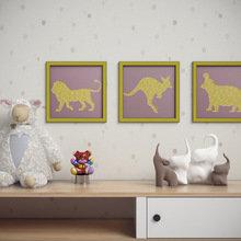 Фотография: Детская в стиле Современный, Декор интерьера, Декор дома, Картины, Принты – фото на InMyRoom.ru