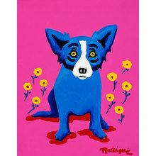 Картина (репродукция, постер): I Love My Mother - Джорж Родриге