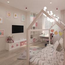 Фото из портфолио Проект квартиры ЖК Новая скандинавия – фотографии дизайна интерьеров на INMYROOM