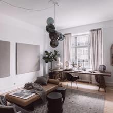 Фото из портфолио  Engelbrektsgatan 21, Östermalm – фотографии дизайна интерьеров на INMYROOM