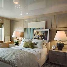 Фотография: Спальня в стиле Современный, Эклектика, Квартира, Советы, Ремонт на практике – фото на InMyRoom.ru