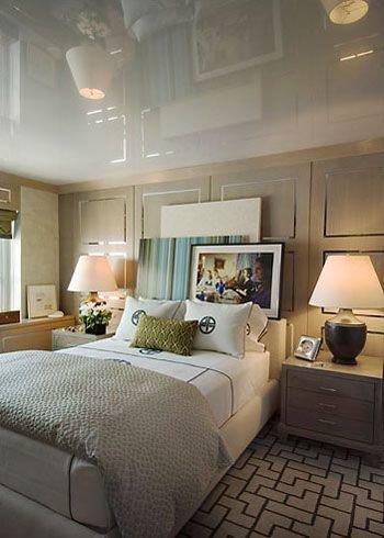 Фотография: Спальня в стиле Современный, Эклектика, Квартира, Советы, Ремонт на практике, Хрущевка – фото на InMyRoom.ru