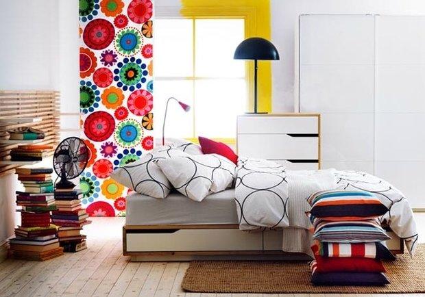 Фотография: Спальня в стиле Современный, Аксессуары, Мебель и свет, Советы, Ремонт на практике – фото на InMyRoom.ru
