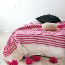 Фото из портфолио Теплые одеяла в интерьерах спальни – фотографии дизайна интерьеров на INMYROOM