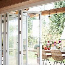 Фото из портфолио Природная красота древесины плюс грамотная работа дизайнера – фотографии дизайна интерьеров на InMyRoom.ru