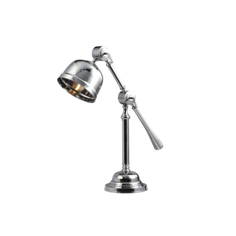 Купить Настольная лампа из металла цвета латунь, inmyroom, Китай