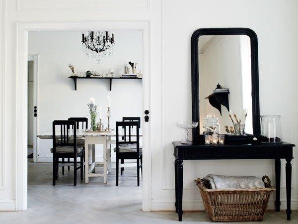 Фотография: Кухня и столовая в стиле Скандинавский, Декор интерьера, Дизайн интерьера, Цвет в интерьере – фото на InMyRoom.ru