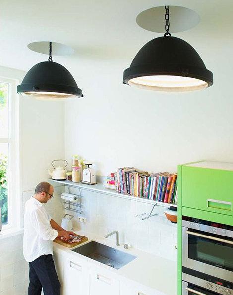 Фотография: Кухня и столовая в стиле Скандинавский, Современный, Лофт, Декор интерьера, Мебель и свет – фото на InMyRoom.ru