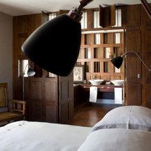 Фотография: Спальня в стиле Эко, Дома и квартиры, Городские места, Отель, Бассейн – фото на InMyRoom.ru