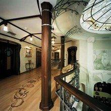 Фотография: Прихожая в стиле Классический, Эклектика, Дом, Дизайн интерьера, Ар-нуво – фото на InMyRoom.ru
