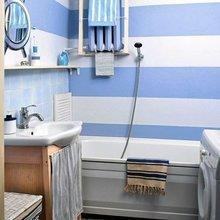 Фотография: Ванная в стиле Кантри, Мебель и свет, Советы, Ремонт на практике – фото на InMyRoom.ru