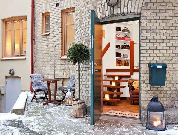 Фотография:  в стиле , Скандинавский, Квартира, Советы – фото на InMyRoom.ru
