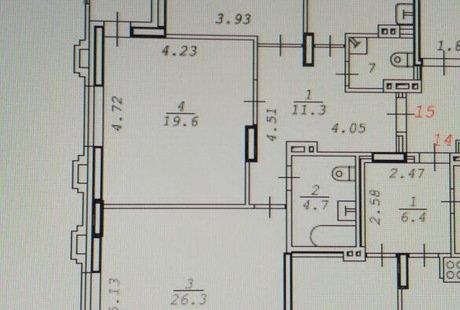 Стоит ли разделить большую комнату 26 кв.м. на 2 маленьких спальни?