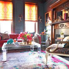 Фото из портфолио Интерьер в стиле Бохо - В поисках внутренней свободы – фотографии дизайна интерьеров на InMyRoom.ru