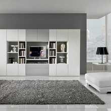 Фотография: Гостиная в стиле Современный, Декор интерьера, Дизайн интерьера, Цвет в интерьере, Белый, Dulux, ColourFutures, Краски – фото на InMyRoom.ru