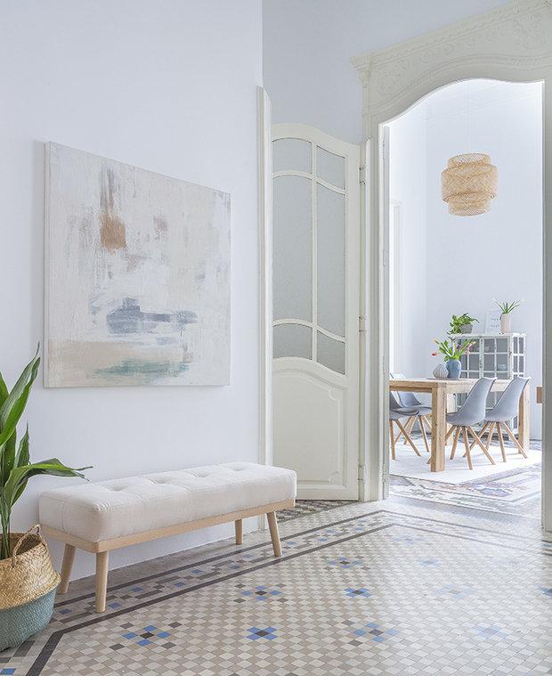 Фотография: Прихожая в стиле Скандинавский, Декор интерьера, Квартира – фото на InMyRoom.ru