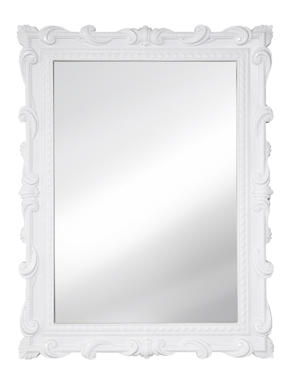 Фото #1: Настенное зеркало для ванной