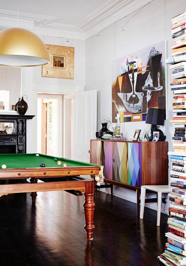 Фото из портфолио Удивительный дом для развлечений  – фотографии дизайна интерьеров на INMYROOM