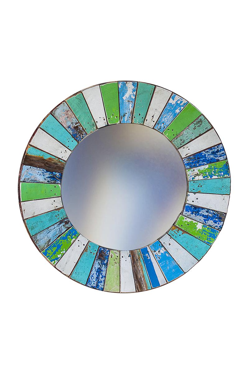 Купить Настенное зеркало круглое Колобок , inmyroom