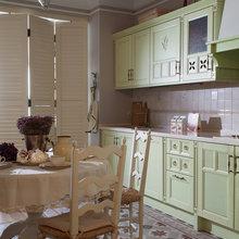 Фотография: Кухня и столовая в стиле Кантри, Современный, Декор интерьера, Квартира, Guadarte, Дома и квартиры, Прованс – фото на InMyRoom.ru