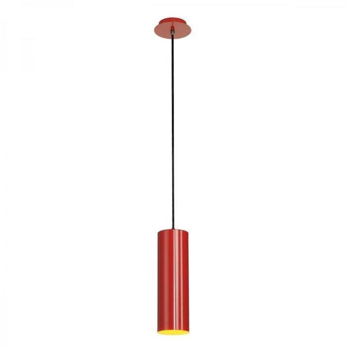Светильник подвесной SLV Enola красный