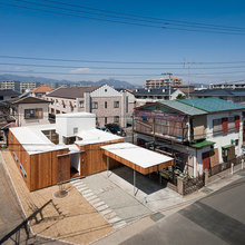 Фотография: Архитектура в стиле , Дом, Дома и квартиры, Япония – фото на InMyRoom.ru