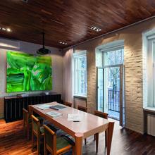 Фото из портфолио Офис в старом доме – фотографии дизайна интерьеров на INMYROOM