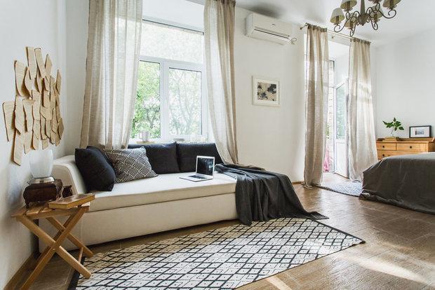 Фотография: Гостиная в стиле Современный, Советы, мебель для маленькой гостиной, Hoff, HOFF, мебель – фото на INMYROOM