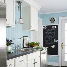 Фотография: Кухня и столовая в стиле Кантри, Скандинавский, Декор интерьера – фото на InMyRoom.ru
