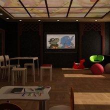 Фото из портфолио Бизнес-детство – фотографии дизайна интерьеров на INMYROOM