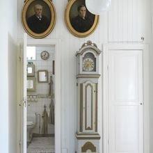 Фотография: Ванная в стиле Кантри, Классический, Декор интерьера, Декор дома, Картины – фото на InMyRoom.ru