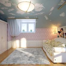 Фото из портфолио Дом в легкой классике – фотографии дизайна интерьеров на INMYROOM