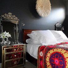Фотография: Спальня в стиле Кантри, Классический, Современный, Восточный, Эклектика – фото на InMyRoom.ru