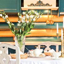 Фотография: Аксессуары в стиле Кантри, Кухня и столовая, Интерьер комнат, Проект недели – фото на InMyRoom.ru