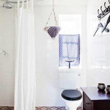 Фотография: Ванная в стиле Кантри, Декор интерьера, Интерьер комнат – фото на InMyRoom.ru