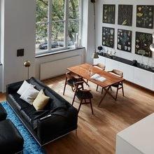 Фото из портфолио Великолепные 98 квадратов в Швейцарии – фотографии дизайна интерьеров на INMYROOM