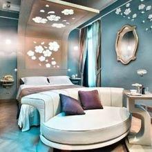 Фотография: Спальня в стиле Современный, Восточный, Дома и квартиры, Городские места, Отель, Модерн, Милан, Замок – фото на InMyRoom.ru